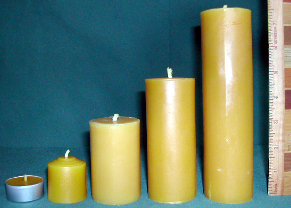 utility candles, tealight, votive, 3,5,7